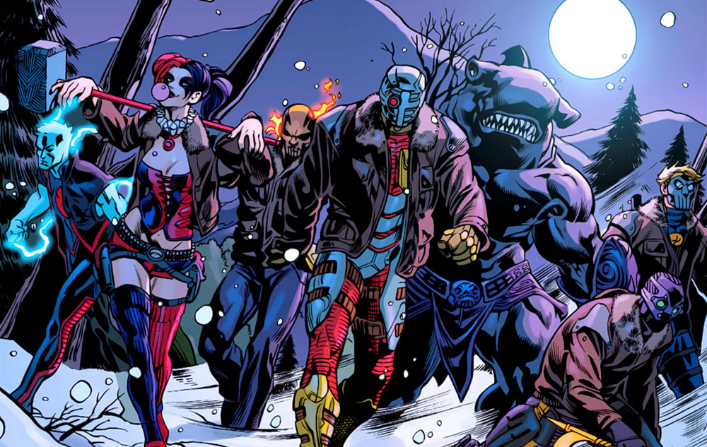 Suicide Squad Hell to Pay Western Animation  TV Tropes