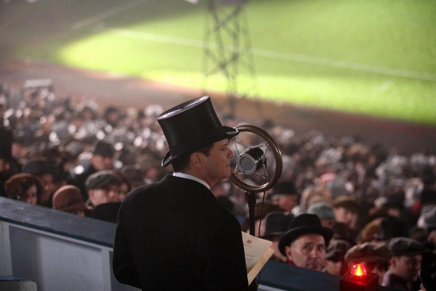 king s speech David cox: in the king's speech, cinema continues its love affair with the uptight brit, a stereotype that is out of touch with reality published: 10 jan 2011.