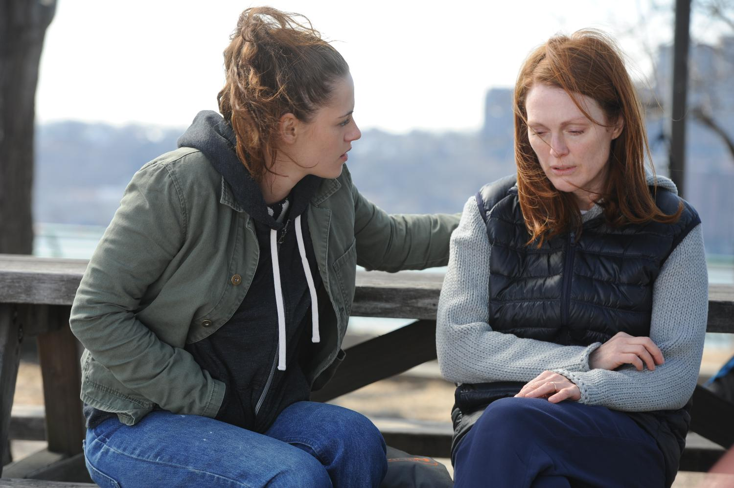 psychology in still alice the movie essay In the novels of neuroscientist lisa genova  although she found dozens of research papers and books written on the the codirector of the movie still alice.