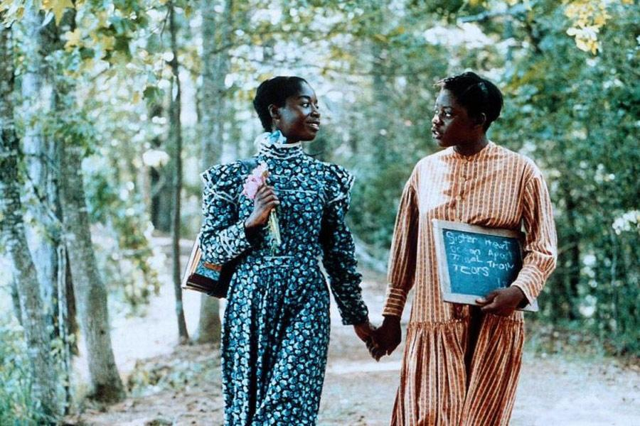 the development of celie in the color purple The color purple study guide contains a biography of alice walker, literature essays, quiz questions celie's narrative this book is celie's narrative.