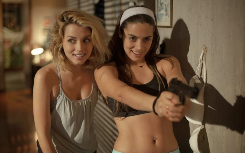 photo of girls from knock knock movie № 15263
