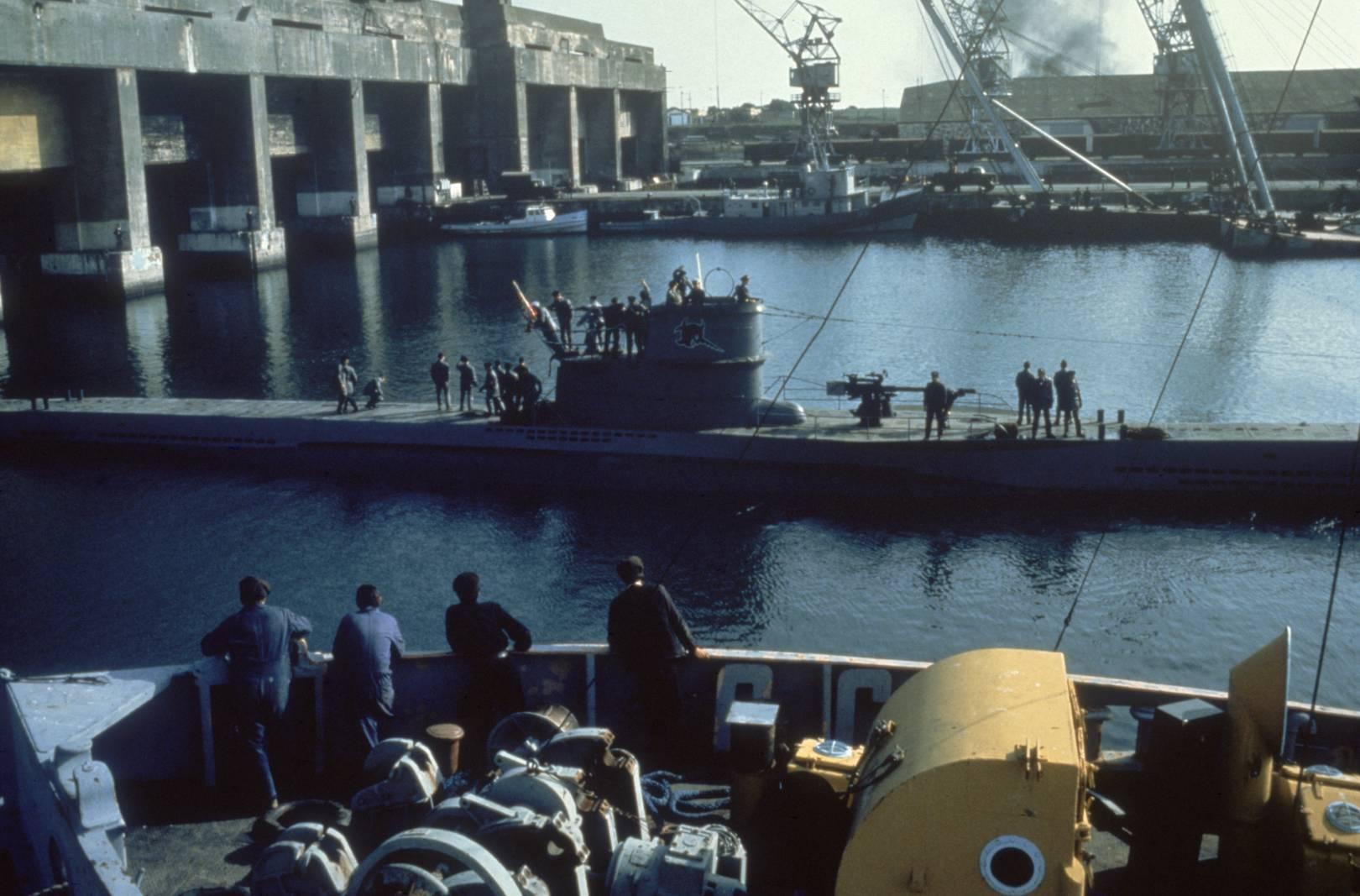 лучшие фотографии подводных лодок