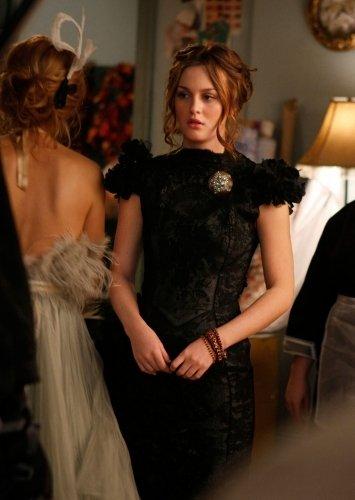 Leighton meester dress gossip girl