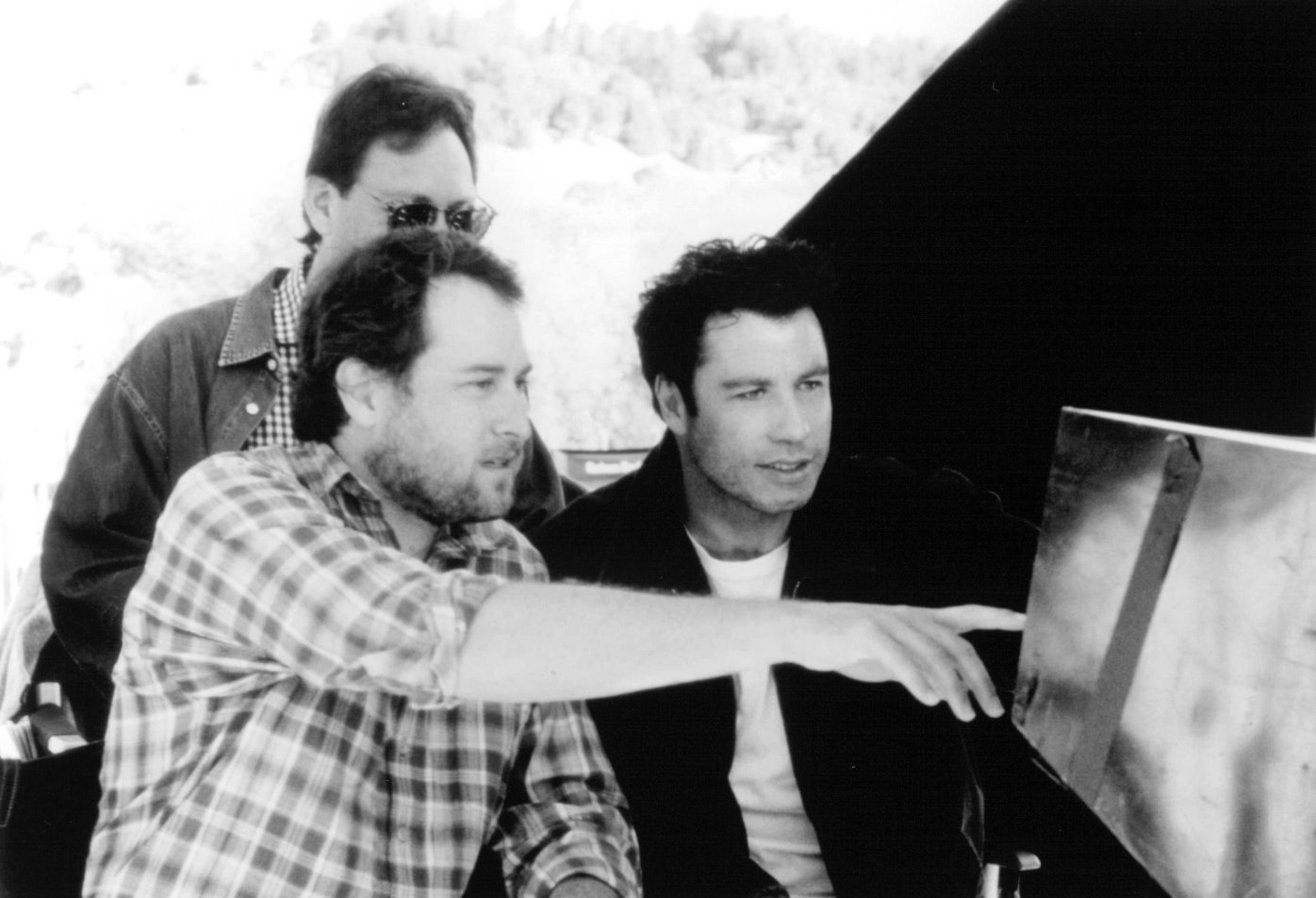 a study of the 1996 film phenomenon by john travolta The movie squanders the charms of john travolta and a talented cast july 3, 1996 | by jay boyar sentinel movie critic imagine a honey-coated episode of the x-files and.
