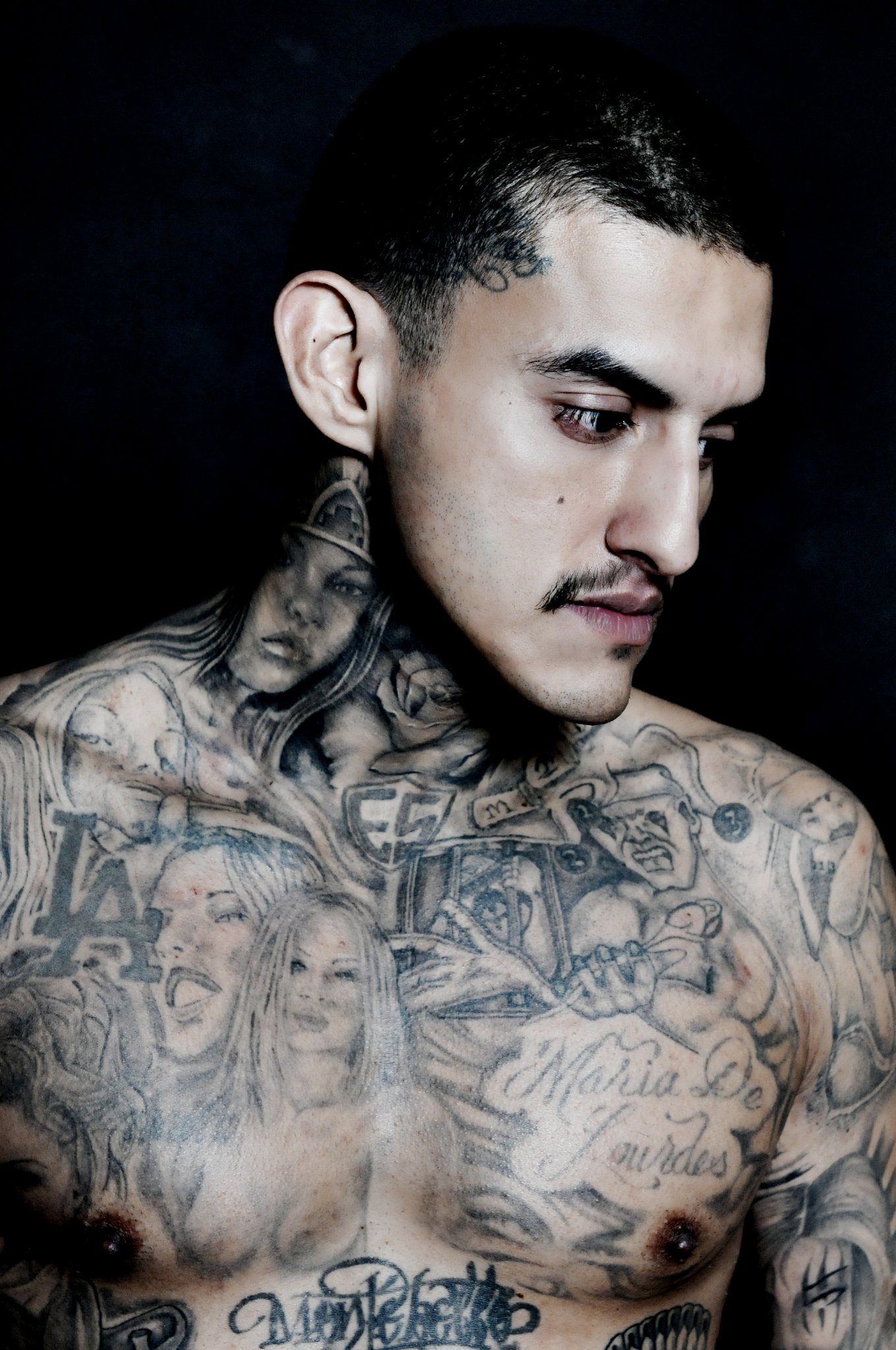 Richard cabral tattoos