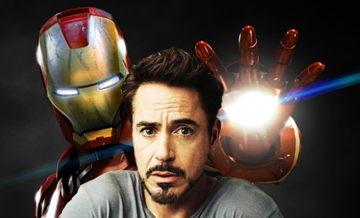 Actor of iron man