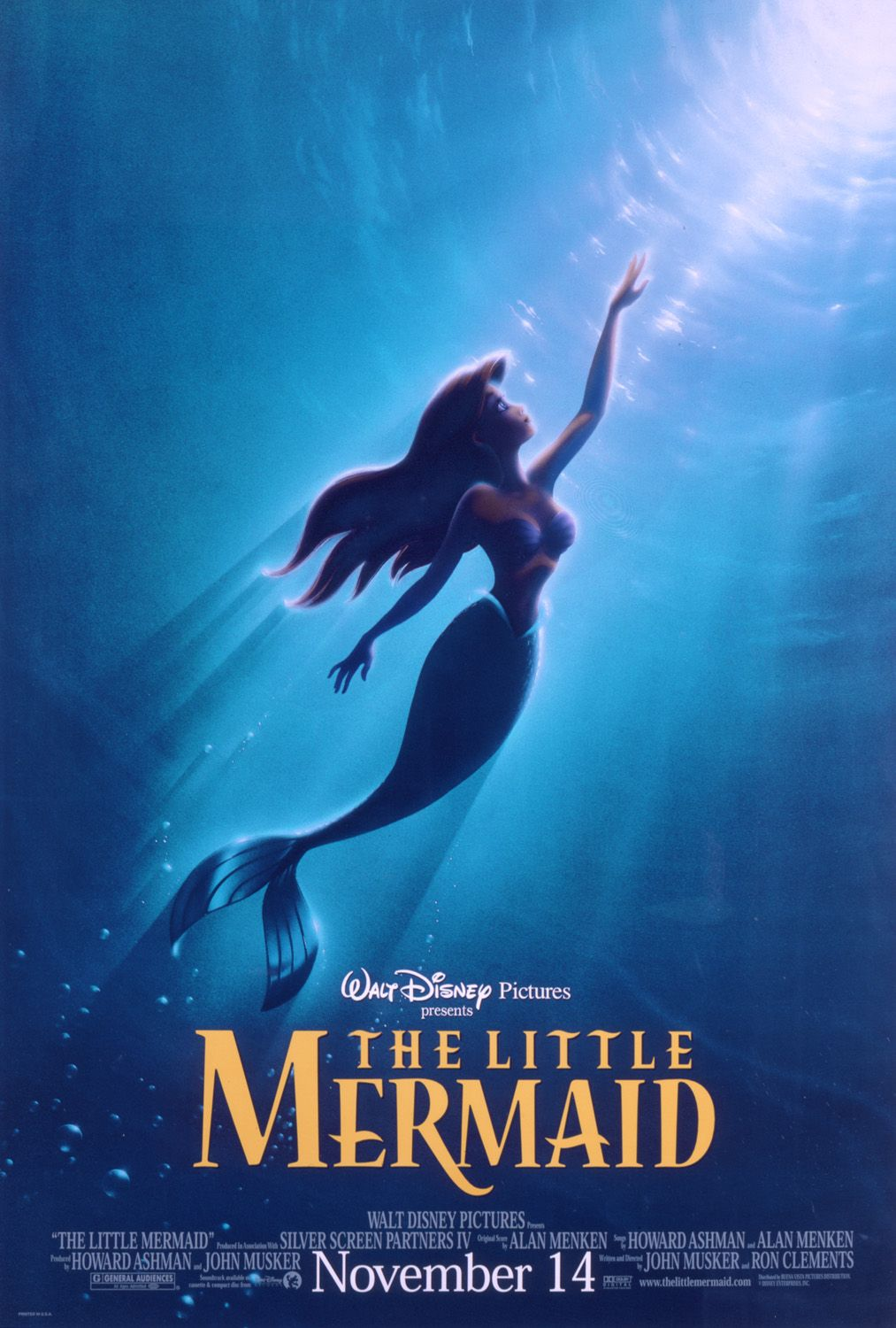the little mermaid a film favouring feminism To many, disney's version of the little mermaid seems to be the least feminist and possibly one of the worst role models for young girls after all, on the surface, it's about a teenage mermaid who.