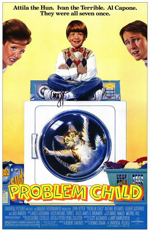 Movie problem child john ritter