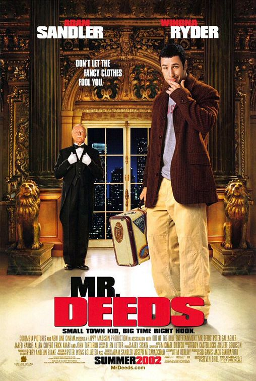 Mr deeds full movie