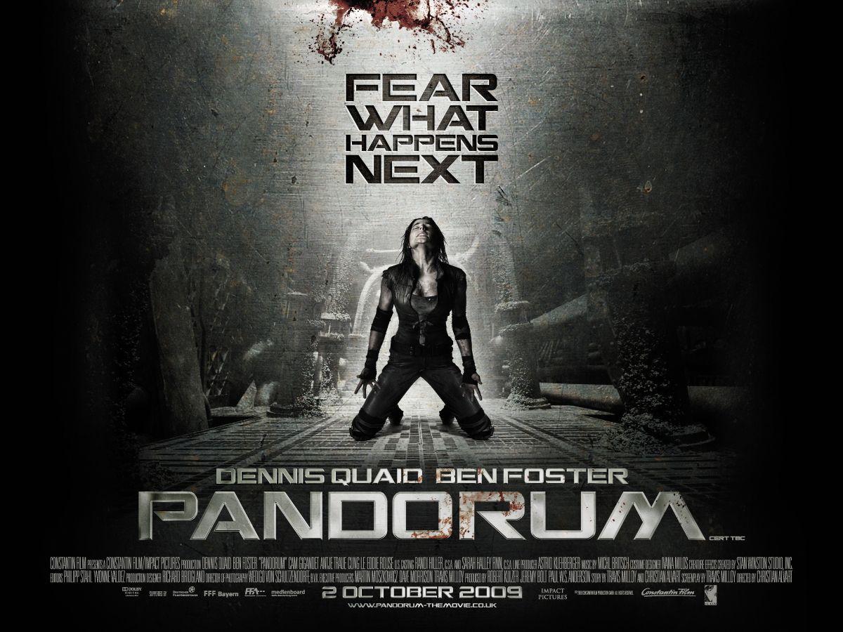 Pandorum cast