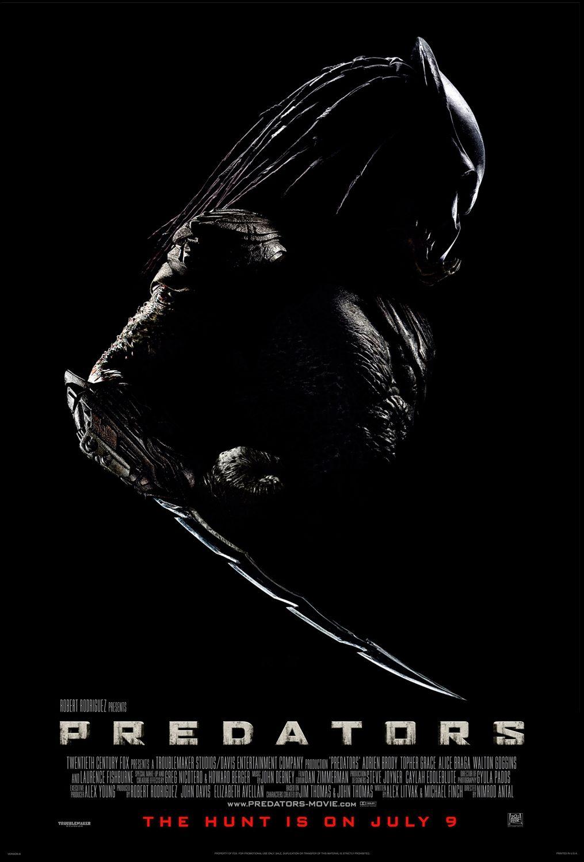 «Хищник Фильм 2010» — 2009