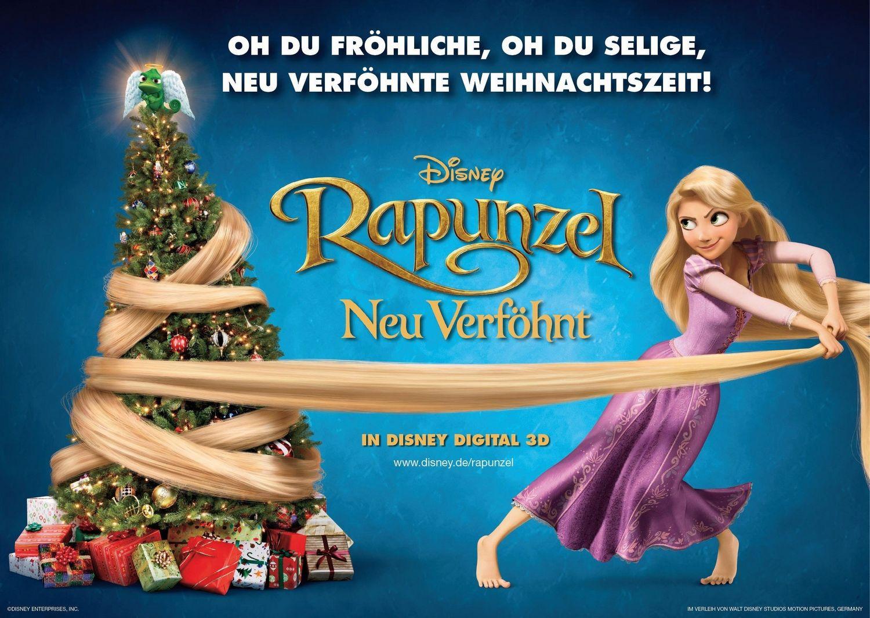 Рапунцель новый год смотреть