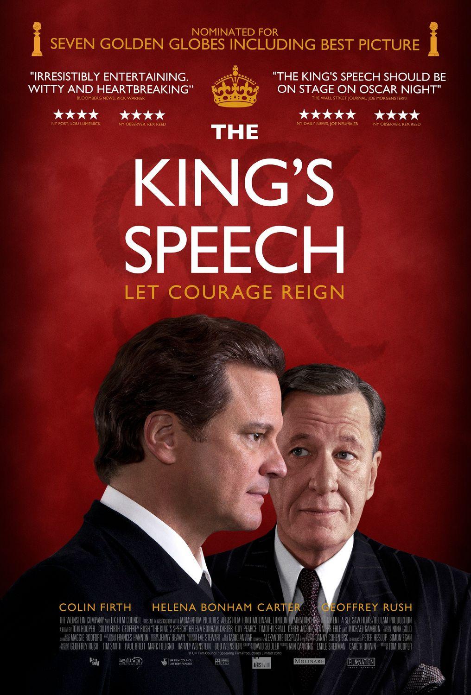 уже выяснили рецензия к фильму король говорит выбрать