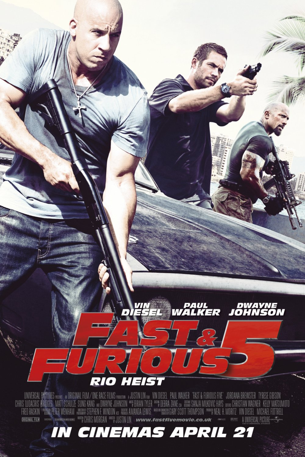 my favorite movie fast five My favourite film 'fast and furious' the movie was created in miami and directed by john singleton, done in 2003 it is enterteining enough.