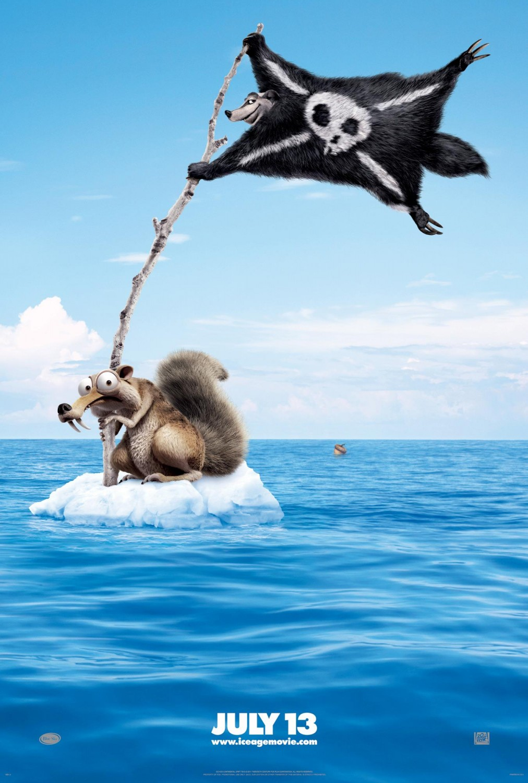 Ice age continental drift gupta