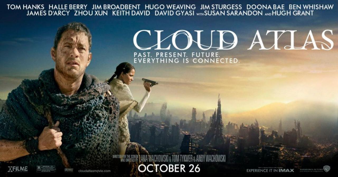 2012 film poster analysis