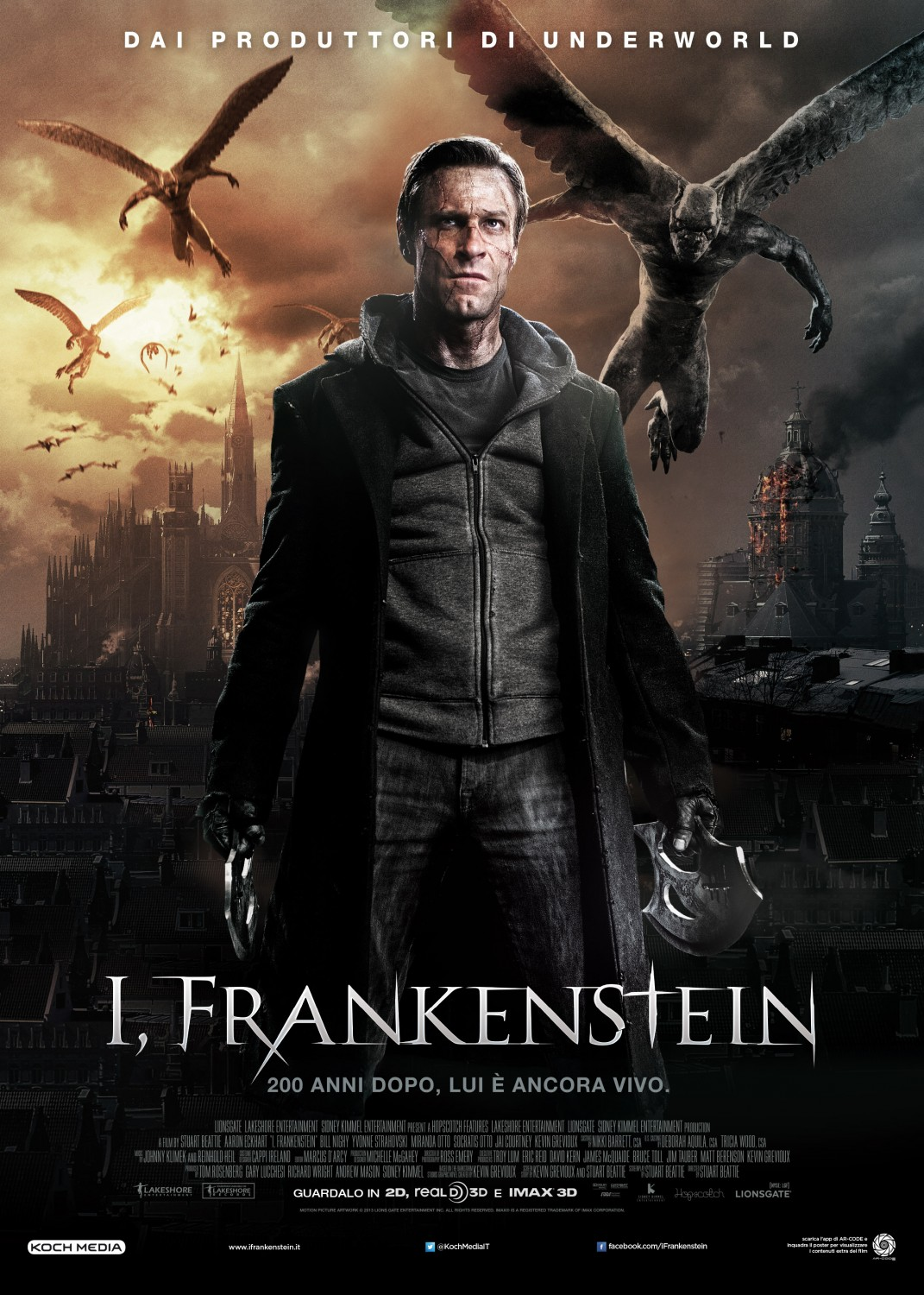 material and spiritual worlds in frankenstein