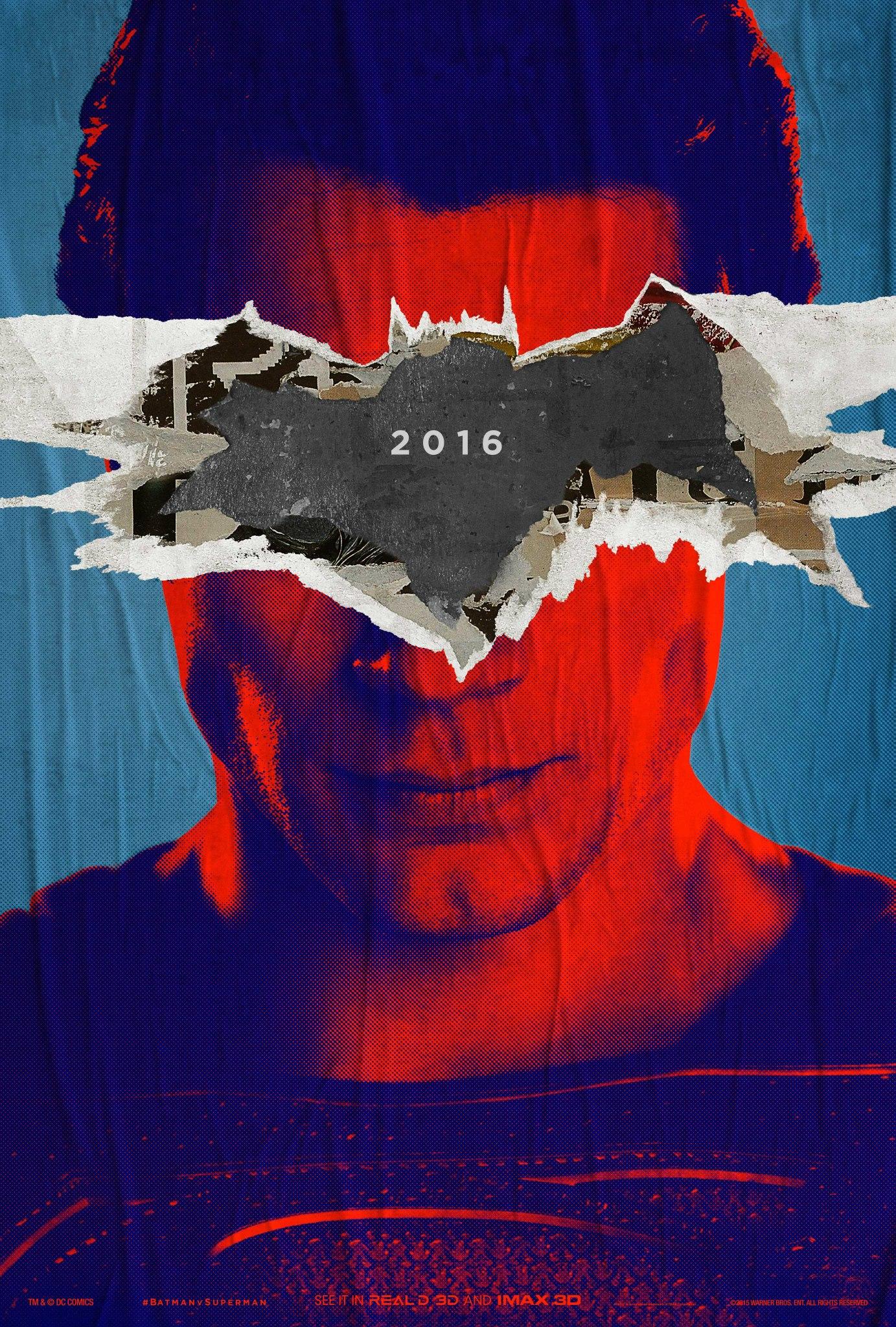 Постер - Бэтмен против Супермена: На заре справедливости: 1383x2048 / 1026.71 Кб