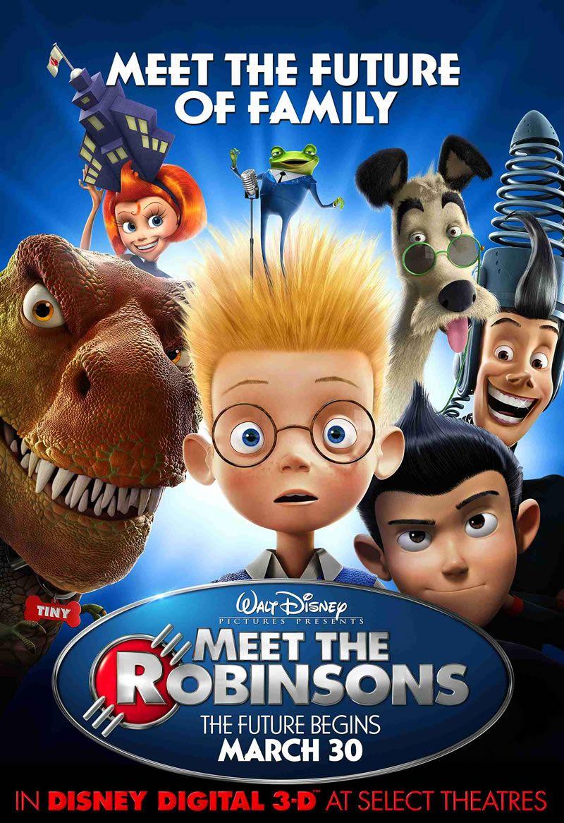 Movie meet the robinson's