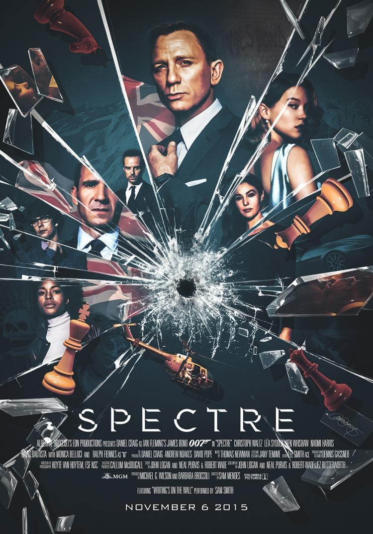 Картинки по запросу 007 СПЕКТР постер